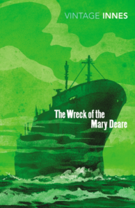 The best books on The Great British Thriller - The Wreck of the Mary Deare by Hammond Innes