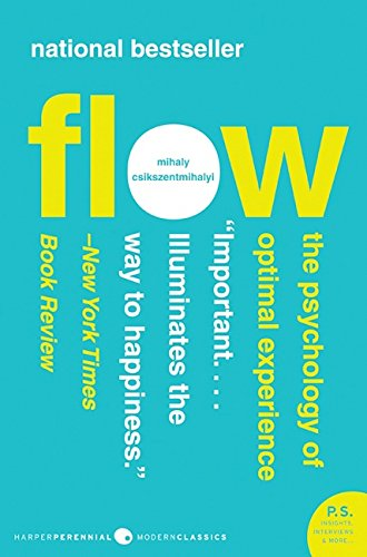 The best books on Computer Games - Flow by Mihaly Csikszentmihalyi
