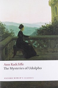 The best books on Israel and Palestine in Art - The Mysteries of Udolpho by Ann Radcliffe