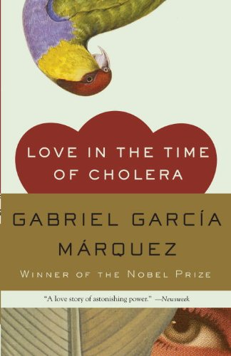 The best books on Sex and Marriage - Love in the Time of Cholera by Gabriel Garcia Marquez
