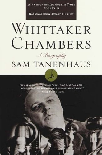 The best books on Communism in America - Whittaker Chambers by Sam Tanenhaus