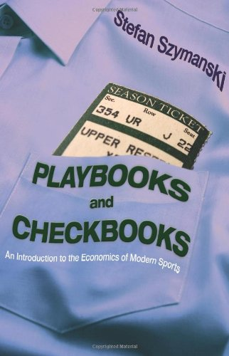 The best books on Computer Games - Playbooks and Checkbooks by Stefan Szymanski