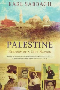 The best books on Israel and Palestine in Art - Palestine by Karl Sabbagh