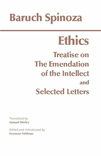 Rebecca Goldstein on Reason and its Limitations - The Ethics by Baruch Spinoza