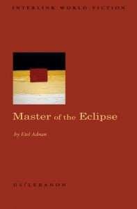 The best books on Contemporary Art - Master of the Eclipse by Etel Adnan