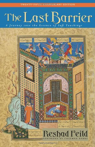 The best books on Israel and Palestine in Art - The Last Barrier by Reshad Feild