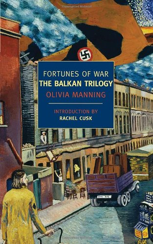 The best books on Spies - The Balkan Trilogy by Olivia Manning