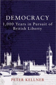 The best books on British Democracy - Democracy by Peter Kellner