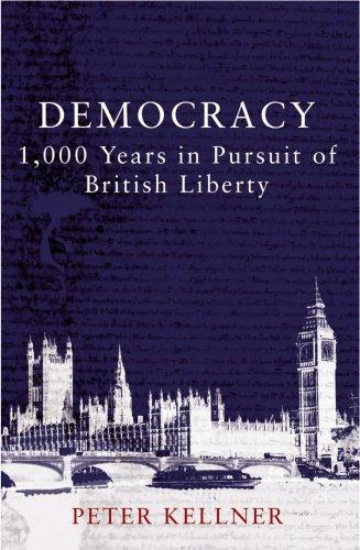 The best books on British Democracy - Democracy by Peter Kellner