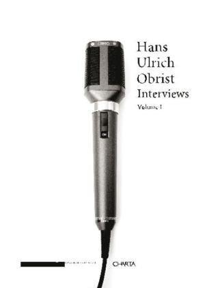 The best books on Contemporary Art - Hans Ulrich Obrist: Interviews: 1 by Hans Ulrich Obrist