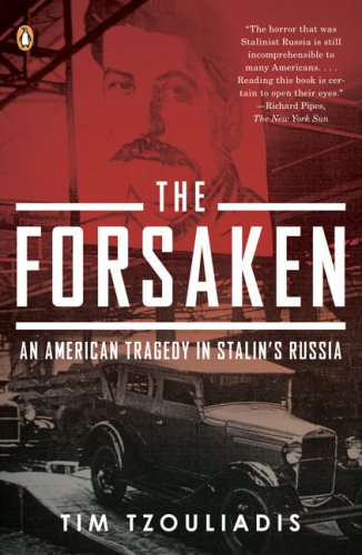 The best books on Communism in America - The Forsaken by Tim Tzouliadis