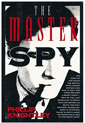 The best books on Spies - The Master Spy by Phillip Knightley