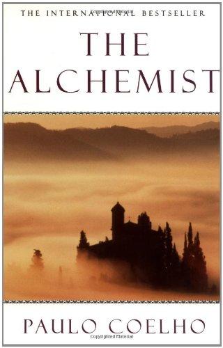 The best books on Drug Addiction - The Alchemist by Paul Coelho