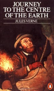 The best books on Volcanoes - Journey to the Centre of the Earth by Jules Verne