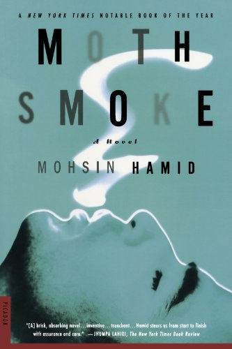 The best books on Drug Addiction - Moth Smoke by Mohsin Hamid
