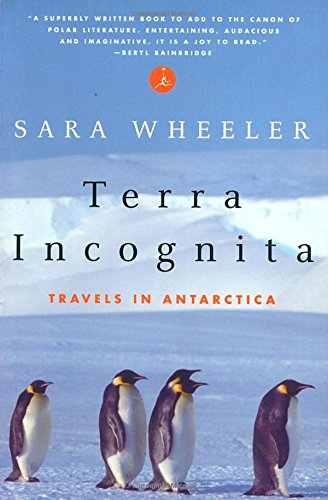 The best books on The Polar Regions - Terra Incognita by Sara Wheeler