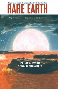 The best books on Life Beyond Earth - Rare Earth by Peter Ward and Don Brownlee