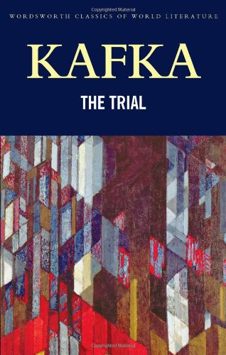 The best books on Nigeria - The Trial by Franz Kafka