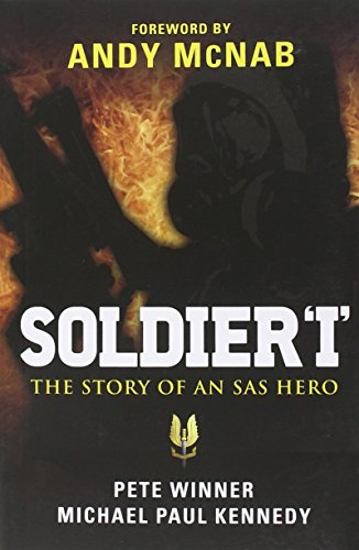 The best books on The SAS - Soldier 'I' by Pete Winner