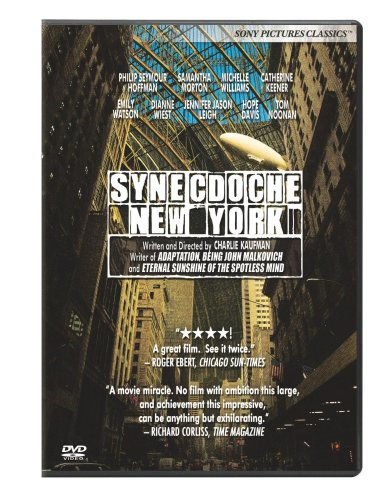 Consciousness for Beginners: the best book - Synecdoche, New York by Charlie Kaufman