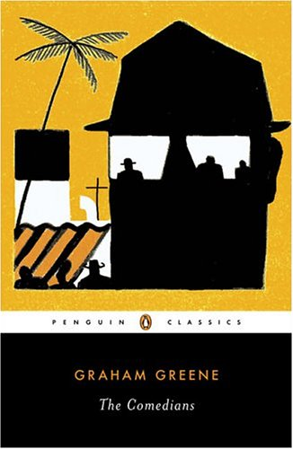 The best books on Haiti - The Comedians by Graham Greene
