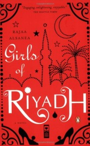 The best books on Saudi Arabia - Girls of Riyadh by Rajaa Alsanea