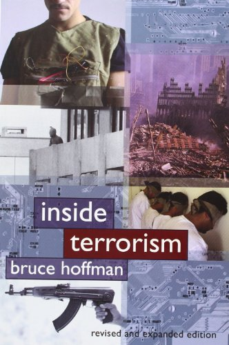 The best books on Terrorism - Inside Terrorism by Bruce Hoffman