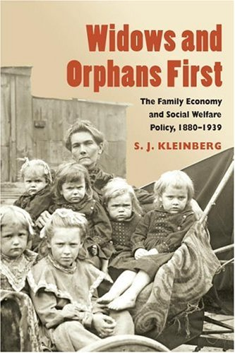 The best books on The History of American Women - Widows and Orphans First by Jay Kleinberg