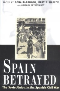 The best books on Terrorism - Spain Betrayed by Mary Habeck