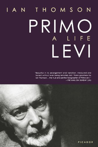 The best books on Jamaica - Primo Levi by Ian Thomson