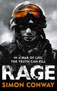 The best books on Crime and Terror - Rage by Simon Conway