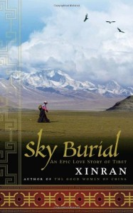 The best books on Understanding China - Sky Burial by Xinran