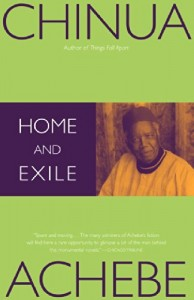 The best books on Nigeria - Home and Exile by Chinua Achebe