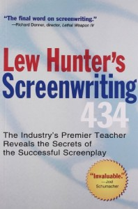 The best books on Screenwriting - Lew Hunter's Screenwriting 434 by Lew Hunter