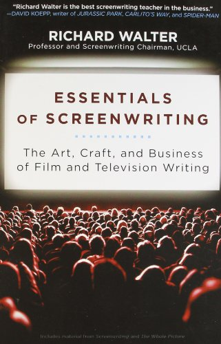 The best books on Screenwriting - Essentials of Screenwriting by Richard Walter