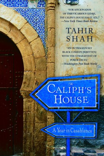 The best books on Foreign Memoirs - The Caliph's House by Tahir Shah