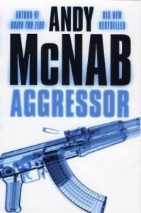 The best books on The Politics of War - Aggressor by Andy McNab