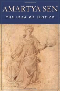 The best books on Children and the Millennium Development Goals - The Idea of Justice by Amartya Sen
