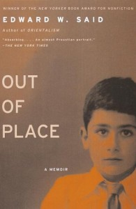 Susan Abulhawa on Palestinian Writing - Out of Place by Edward Said