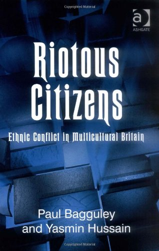 The best books on Policing Public Disorder - Riotous Citizens by Paul Bagguley, Yasmin Hussain