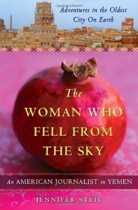 The best books on Foreign Memoirs - The Woman Who Fell From the Sky by Jennifer Steil