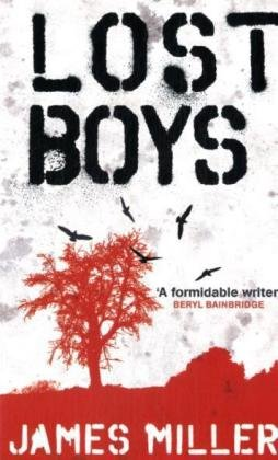 The Best Apocalyptic Novels - Lost Boys by James Miller