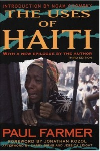 The best books on Haiti - The Uses of Haiti by Paul Farmer