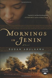Susan Abulhawa on Palestinian Writing - Mornings in Jenin by Susan Abulhawa