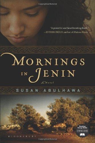 Susan Abulhawa on Palestinian Writing - Mornings in Jenin by Susan Abulhawa