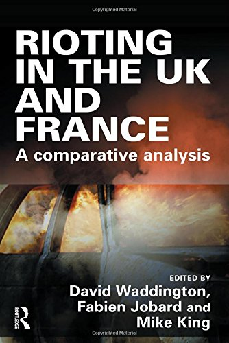 The best books on Policing Public Disorder - Rioting in the UK and France by David Waddington & Edited with Fabien Jobard and Mike King