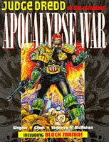 The Best Apocalyptic Novels - Judge Dredd by John Wagner, Alan Grant and Carlos Ezquerra