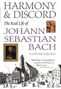 The best books on The Lives of Classical Composers - Harmony And Discord by Julian Shuckburgh