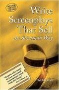 The best books on Screenwriting - Write Screenplays That Sell by Hal Ackerman