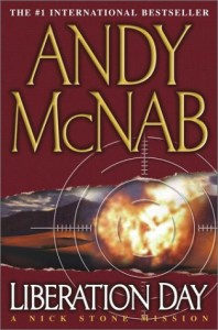 The best books on The Politics of War - Liberation Day by Andy McNab